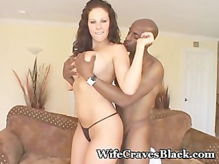 gianna engulfs darksome shlong