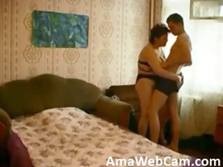 mama screwed by younger boy on hidden cam