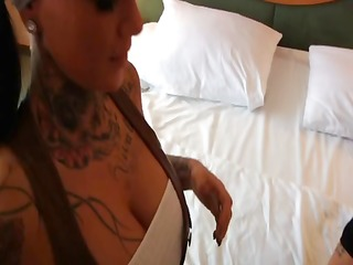 hawt tattooed german beauty gets fucked