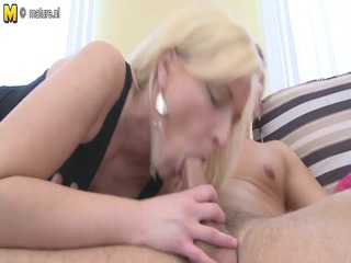 impure blond mother id like to fuck sucks and