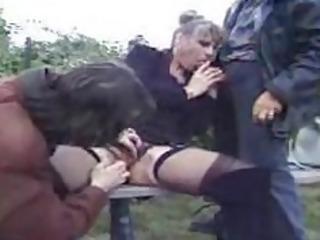 sexy french older fucks 10 boyz in the park