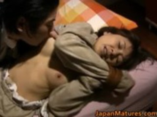japanese woman is perverted and aged