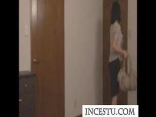 japanese mama and son at incestu.com