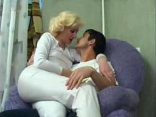 aged russian mamma bonks sons friend amateur