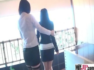 horny japanese d like to fuck acquire banged