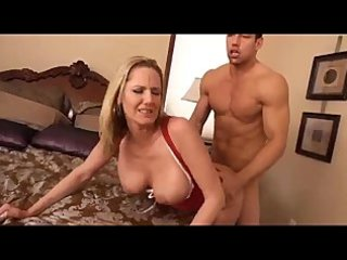 mom squirting on sons ally