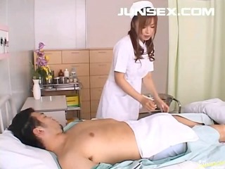 rei aoi sweet japanese nurse
