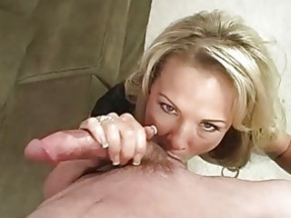 hawt gazoo blond mother i with large breasts