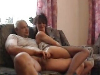older non-professional wife homemade fuck with