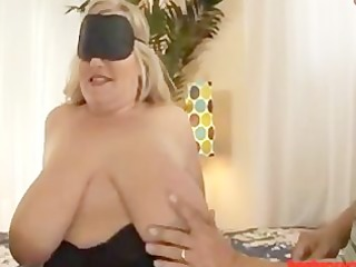 blindfolded veronica vaughn acquires rods