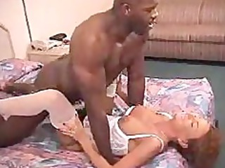 sexy milf babe receives her fur pie drilled hard