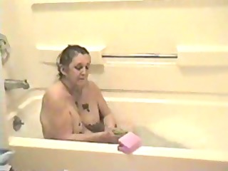 angel in the bathtub