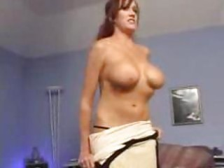 hawt mother bailey creamed by younger dude