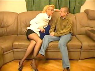 russian granny womensex with young guys610 older