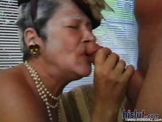 ellen is a slutty granny