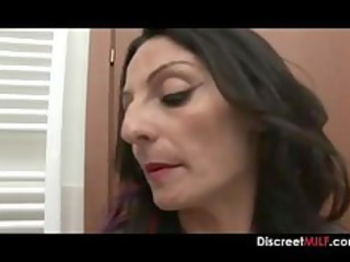 breasty italian mother and sons friend e398