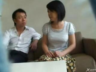 japanese wife has to pay debt with no specie