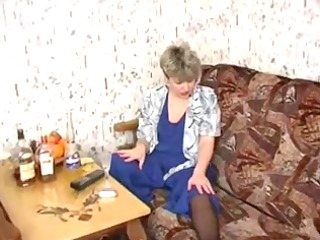 russian mama mature with a young mate