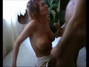 large boobed cheating wife on real homemade