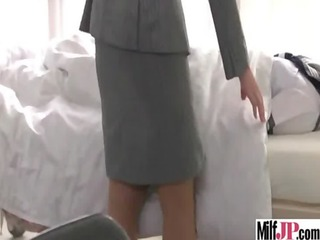 lascivious japanese mother i receive group-fucked