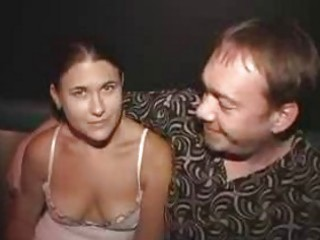cheating floozy wife pleases porn theater