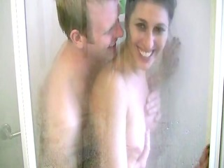 homemade bath porn with my wife