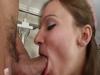 cheating wife roxy reed engulf penis previous to