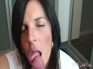 klixen.oral treatment, oral-job cum cum shot jizz