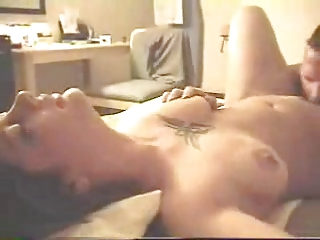 hubby flms his wife having sex homemade clip