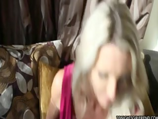 busty golden-haired mother id like to fuck emma