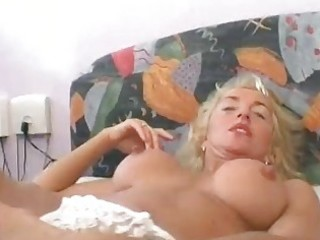 older german golden-haired wishes to make a porn