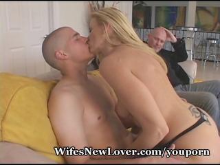 sexy cougar copulates young dick