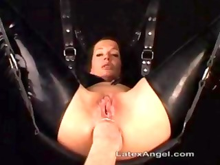 remarkable anal and snatch fisting