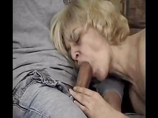 golden-haired mature screwed by young chap