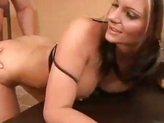 milf phoenix marie receives banged from behind