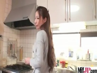 hot hawt japanese mother i acquire banged hard