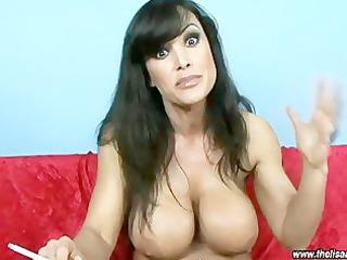 lisa ann smokin fetish