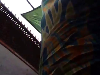 upskirt mexican aged in blue hose