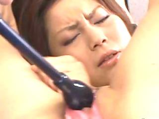 anal dildo training