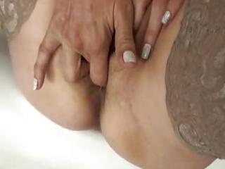 mature masturbation (ariella 60yo)