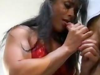 bodybuilding mature woman anal