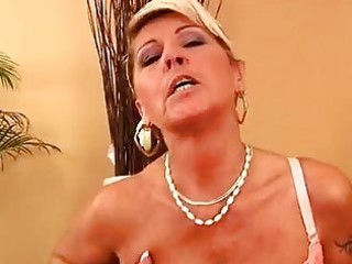 mature berna masturbates for