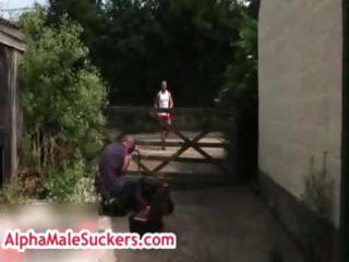 butch grand gets rimmed by aitor crash part1