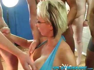british mother i tracy venus bukkake