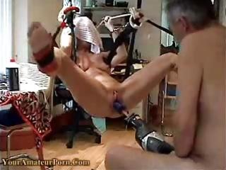 Mature housewife hard orgasm