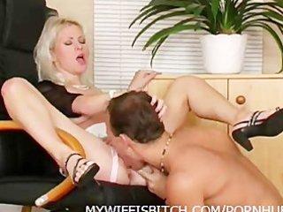 very nice ex-wife