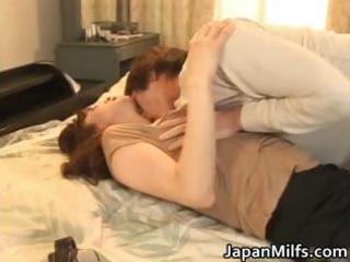 greatly lustful japanese milfs sucking part3
