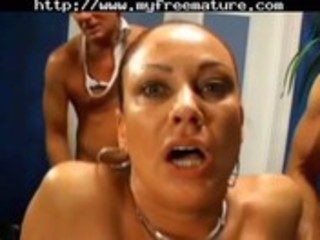 mother i bang with ball batter pie and anal cream