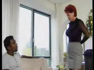 curly aged prostitute professional sex