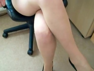 sweethearts putting on her pantyhose-tights d27